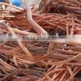 99.9% purity bulk Copper scrap