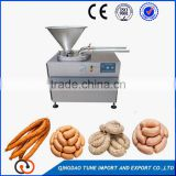High efficiency best selling sausage making machine/sausage filling machine/sausage filler