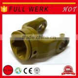 Popular product Splined Yoke with Ball Attachment Type 04 of cardan pto drive shaft for tractor