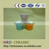 2015 New Advertising promotion white ceramic cup