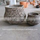 Antique Cement Planter
