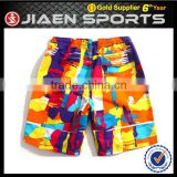 Custom Sublimation Boy's Swimming Wear Beach Wear Garment Board Shorts