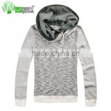 Fleece Plain Black Pullover Sweatshirt Hoody Without Hood For Men, High Quality Thick Fleece Pullover Hoodies,Plain Pullove hood