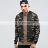 2017 camo customized colors size material figure flattering men military army printed green plain baseball jacket