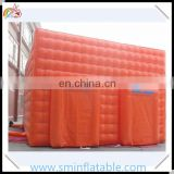 Wholesale inflatable bubble tent, outdoor inflatable cube booth , inflatable spray booth for rental, exhibition, party, wedding