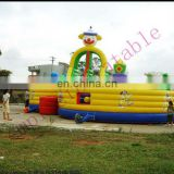 inflatable fun land,inflatables,inflatable playground fn003