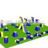 7 Man Xtreme inflatable paintball bunkers