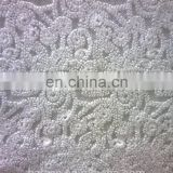 nylon net embroidery guipure garment lace