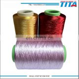 Z Twisted Polyester filament twisted yarn