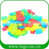 plastic domino game for kids, domino blocks, domino brick