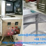 Cost of garri making machine cassava garri frying machine