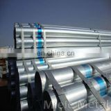 EN 1.4731 cold drawn galvanized steel tube