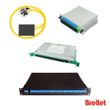 1x2 1x4 1x8 1x16 1x32 1x64 PLC splitter 900um steel tube type fiber optic FBT copuler splitter