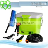 (73011) multi-functional 16L capacity electric 12V portable car washing machine
