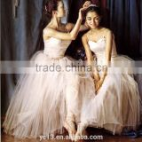 high quanlity favourable price hot sell beautiful girl's dream of ballet oil painting on canvas