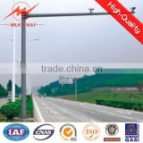 Steel galvanized traffic sign post for sale