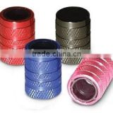 Aluminum Tire Wheel Rims Stem Air Valve Barrel Caps