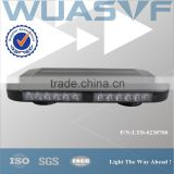 black cover dc 12v 4X4 auto led mini warning lamp/lightbar