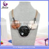 Hot !unique design alibaba wholesale price fashion butterfly necklace BLN059