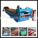 Passed CE and ISO Full Automatic Steel Corrugated Iron Sheet Making Machine Corrugated Machine made in China