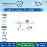 Hot Sale Medical Device Halogen Operating Light Surgery OT Light Supplier