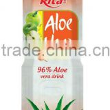 Apple Flavor Aloe Vera Drink