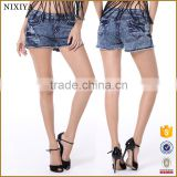 Women Shorts Jeans,Mini Sexy Girls Jean Shorts, lady ripped mini jeans                                                                         Quality Choice