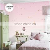 new printing special effect wall paper, lovely animal wall sticker for kids bedroom , decor wall decor ideas