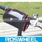 Wholesale hot sale top quality fashion design Bicycle handlebar bags 11887 mountain bike handlebar extensions