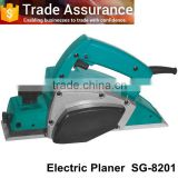 good quality wood surface working tool electric planer