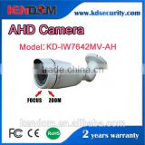 Kendom New Casing Dual Lens 2.8-12mm CCTV Bullet Camera with 42Pieces IR Leds AHD Camera