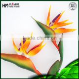 Bird of Paradise real touch decorative artificial flower making