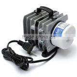 High Quality ACO-001 Aquarium Electromagnetic Air Pump 20W With/Without Pipe&Aerobic Stone Lowest Price