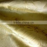 woven twill cotton/rayon embossing velveteen fabric for chair cover and curtain