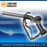 "13A Manual Fuel Nozzle /13A Dispenser Fuel Nozzle / 1"" 13A Diesel , Gasoline Manual Fuel Nozzle for electric transfer pump"