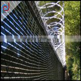 pvc coated chain link fence for sale factory , Privacu china link fence, football ground fence