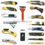 9/18mm Safety Snap off Auto lock and Auto retractable Utility knife,cutter knife, stationery knife