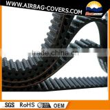 Best Quality Auto timing belt kit cheap sale CR / HNBR auto timing belt sold worldwide transmission timing belt