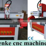 Promotion price! Acrylic/wood/MDF/Plywood/aluminum cnc wood carving machine for sale