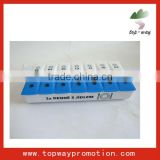 supply all kinds of hot promotion 7 day pill organizer