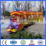 New designed elephant trackless train for shopping mall plaza battery electric mall trains
