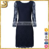Women work wear, bandage bodycon dress for ladies, long sleeve fashion dresses for women