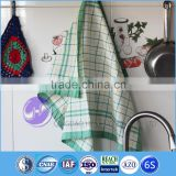 China wholesale cotton waffle weave kitchen tea towel