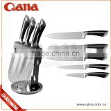 QANA stainless steel damascus kitchen knife set knife blade blanks