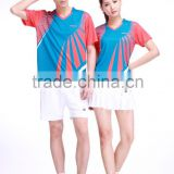 customized;quick-drying ,T-shirt ;Badminton clothing MS-16129