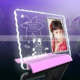New arrival fashion Significant decorative Gifts K9 Best quality in crystal crafts for crystal photo frame