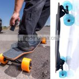 much lighter much thinner but ultra-long battery life Backfire Remote control electric skateboard remote1200w