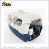Factory Wholesale Pet Products Fashion Plastic Pet Carrier For Dogs And Cats                                                                         Quality Choice