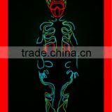 Programmable LED Tron Light Costume And Dance Suits, India Dance Costume
