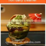 hard ice cream powder mix non dairy creamer,manufacturer